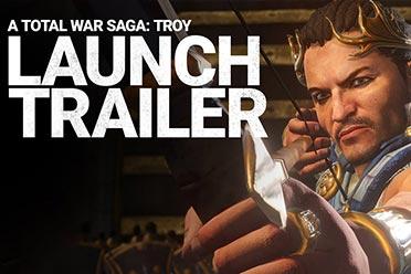 《全面战争传奇:特洛伊》上市预告 本体+DLC限时免费