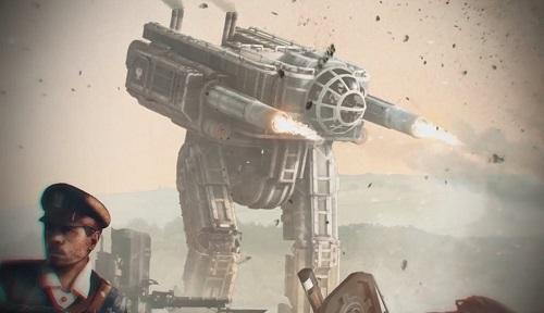 "RTS新作《钢铁收割》全新宣传片""战争的艺术""公开"