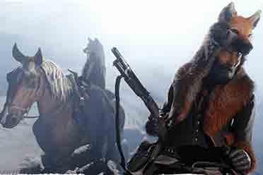 《荒野大镖客2》线上模式更新 增加两只传说级森林狼