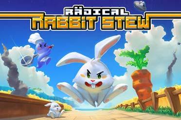 动作游戏《激进炖兔肉》9月发售 可爱的兔兔就红烧吧