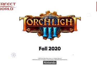 随时随地刷刷刷!《火炬之光3》即将于秋季登录Switch