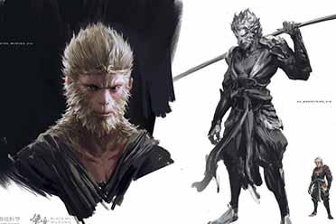 《黑神话:悟空》发布前倒计时回顾 初窥游戏场景细节