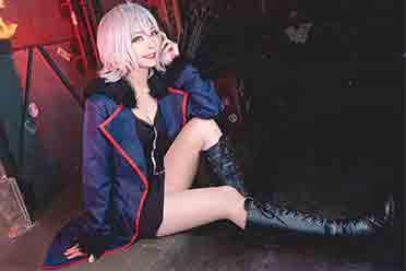 大长腿的极致诱惑 11区美女coserはわわ性感美图赏
