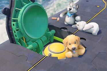 萌系多人游戏《派对动物》将于Steam秋季游戏节开测