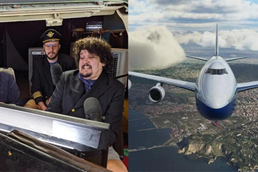 《微软飞行模拟》硬核挑战:16小时从洛杉矶飞迪拜