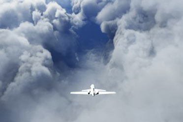 玩家分享《微软飞行模拟》中劳拉飓风:自然观光团!