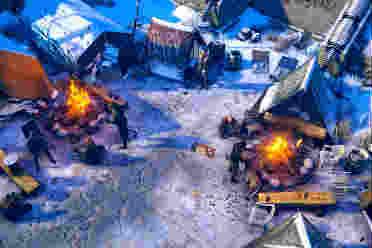 《废土3》Steam好评率81% 游戏挺不错就可惜没中文!