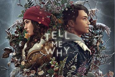 《奇异人生》团队新作《Tell Me Why》汉化补丁发布
