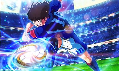 体育竞技SPG《足球小将:新秀崛起》Steam正式版发布