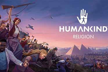 GC20:策略大作《人类》游戏实机演示 历史文明的发展