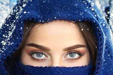 沙漏身材超吸睛!伊朗第一超模Jaberi面纱下绝美容颜