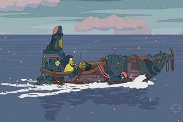 GC20:独特画风解谜类游戏《岛屿时光》最新预告!