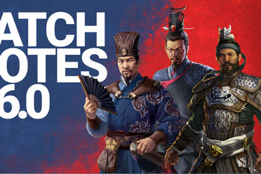 《全面战争:三国》1.6大型更新!9月3日免费上线