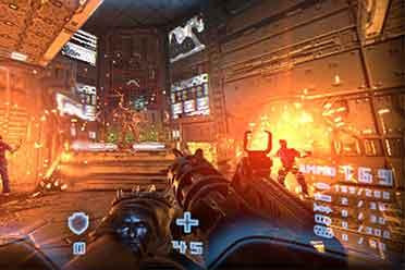 复古射爆FPS《Prodeus》公开实机演示 11月10日开启EA