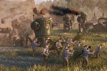 《钢铁收割》单人战役IGN8分 令RTS起死回生之作!