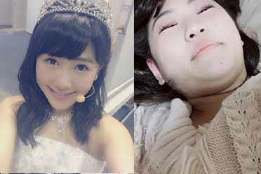 日本女星清纯初恋颜吸粉无数 生生把自己吃胖引群嘲!