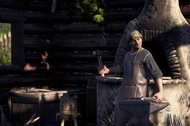 开放世界生存RPG《中世纪王朝》截图 建立你的王朝