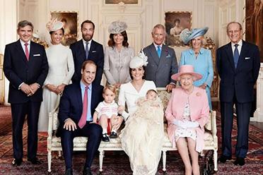 英国王室20条