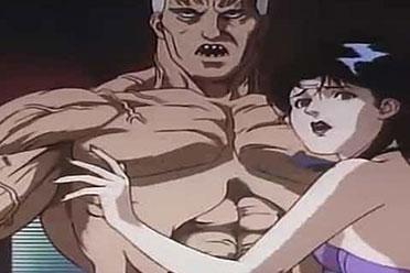 这部重口味的上世纪日本动画 邪恶到封面都要打码