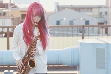 超沉浸式体验!日本美少女萨克斯手Yucco Miller!