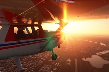 《微软飞行模拟》华盛顿地标插件更新超多细节!