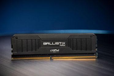 比RTX3080还贵!英睿达发布新内存:最快的DDR4!