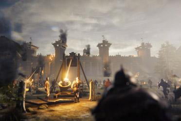 罗马世纪背景战争策略游戏《大战保卫城墙》专题上线