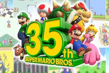 游戏杂谈 马里奥35岁的生日 他的神奇故事回来了