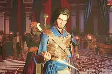 《波斯王子:时之沙 重制版》正式发布 明年1月推出!