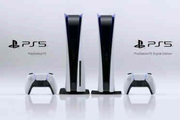 PS5主机模型编号及盒装内容曝光 825GB大固态 无定价