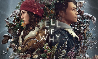冒险游戏AVG《Tell Me Why》2.0完整汉化补丁发布!