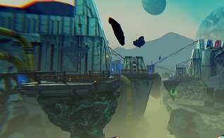 第一人称跑酷游戏《死了都要跑》将于2021年发售!
