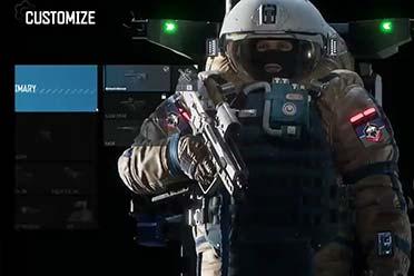 国产科幻FPS《边境》6分钟演示 宇航员太空激斗!