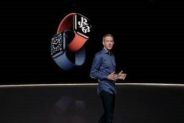 2020苹果秋季发布会:Apple Watch Series 6发布!