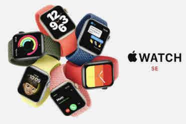 2020苹果秋季发布会:苹果手表SE公布 279美元起!