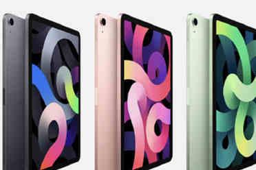 2020苹果秋季发布会:新一代iPad Air:iPad Pro发布