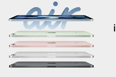 2020苹果秋季发布会:iPad Air售价599美元于下月发售