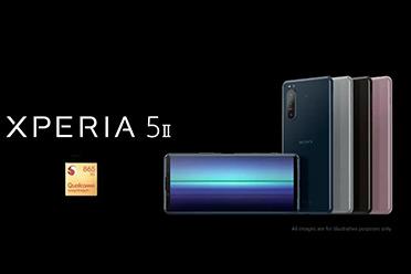 索尼Xperia 5 II发布:石墨烯散热!新一代摄影怪兽!