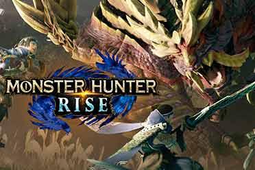 《怪物猎人:崛起》游戏细节及新截图 全新狩猎体验