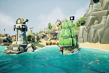 海盗题材RPG《海洋之王》公布游戏预告和实机截图