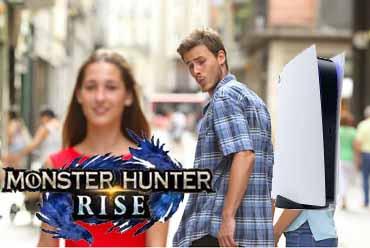 看完《MH:RISE》的预告解读,你还想买PS5吗?