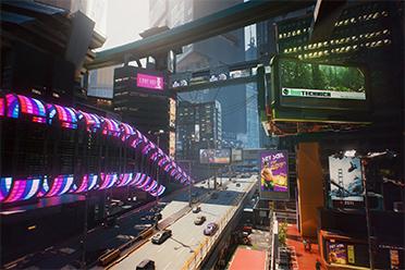 《赛博朋克2077》帮派设定图 大量游戏新截图公开!
