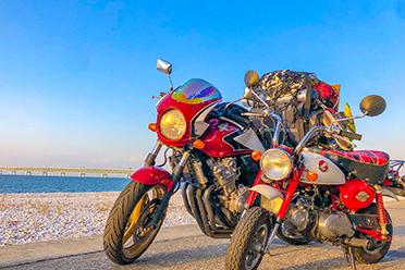 热血小哥骑摩托车环日本旅行!分享环岛绝景TOP 30
