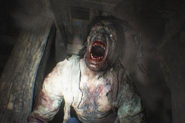《生化危机8》最新截图!乡村丧尸和恐怖女巫来袭