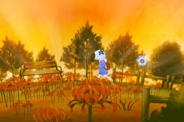 叙事类卡通风格冒险解谜游戏《Sumire》游侠专题上线