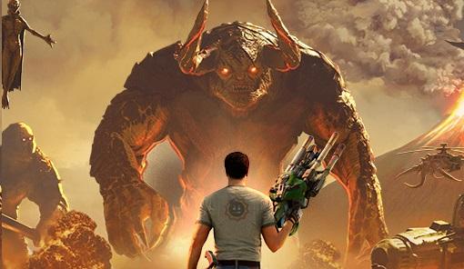 第一人称射击FPS《英雄萨姆4》PC正式版下载发布!