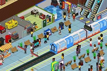 《通勤地铁战》正式版发售日公布!支持简中 预告赏