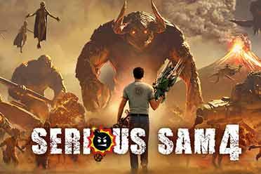 爽就完事了!《英雄萨姆4》最新4K超高画质截图公布
