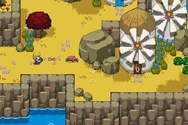 血源×塞尔达同人游戏开发者新作《海洋之心》公布!