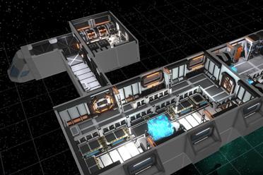 开放世界战舰模拟类游戏《星际裂痕》游侠专题上线